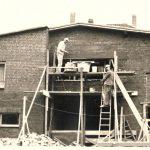Umbauarbeiten ab 1964