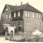 Missionshaus Wrist im Mai 1964